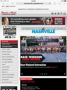 Nashville Country Music Half Marathon