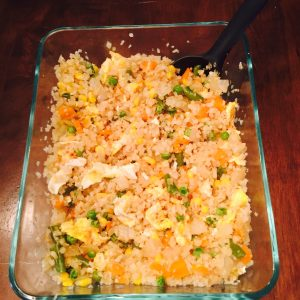 Tasty Tuesday Fried Rice